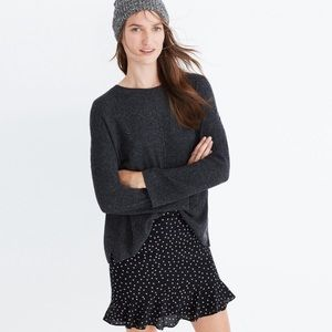 Madewell Northroad Oversized Boxy Pullover Sweater